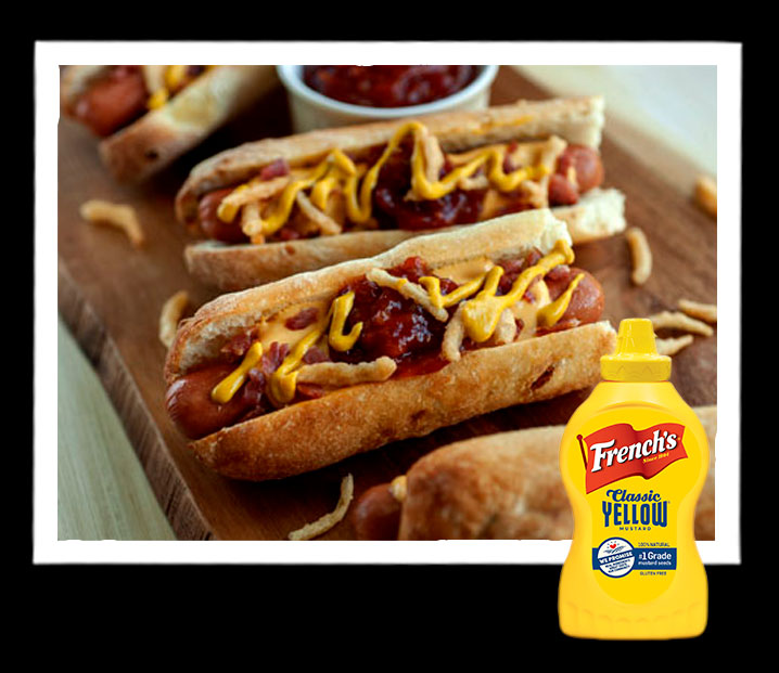 Bacon Cheddar Hot Dog