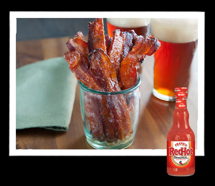 Buffalo Maple Glazed Bacon